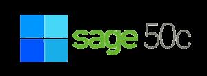 Logo Sage 50C compatible Windows 11