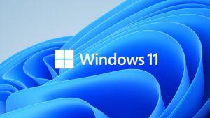 Image de présentation Windows 11